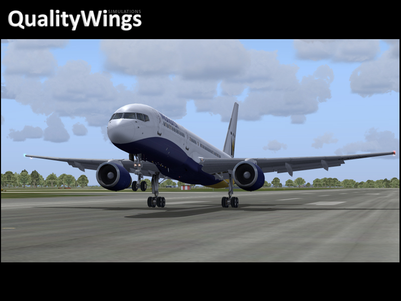 Review: Ultimate 757 Collection von QualityWings