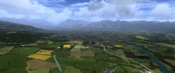 Orbx FTX Global Switzerland Preview