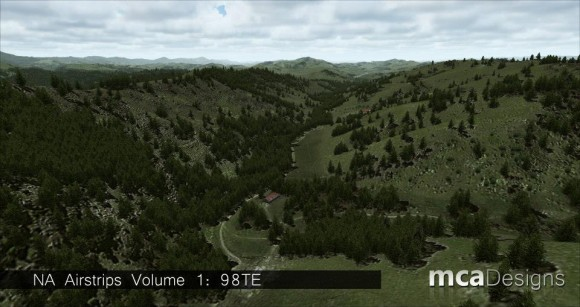MCA Designs North American Airstrips Vol 1