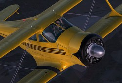 Alabeo Beech D17 Staggerwing