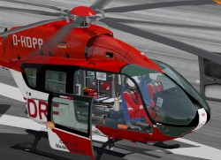 H&S Design Freeware Eurocopter EC145