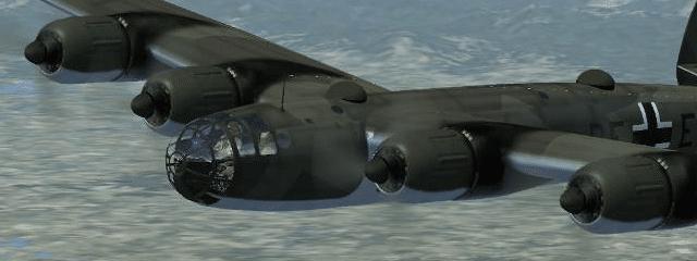 Freeware Thomas Ruth Messerschmitt Me 264
