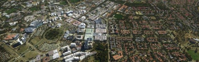 Orbx FTX AU CityScape Canberra