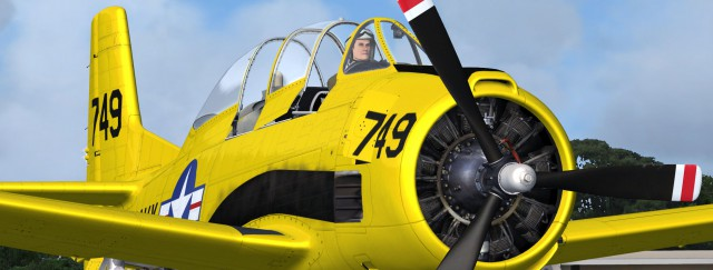 Ant's Airplanes T-28 Trojan