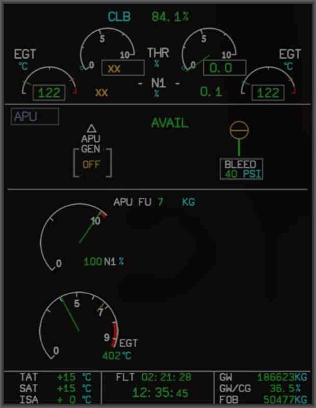 A350 XWB XP System APU