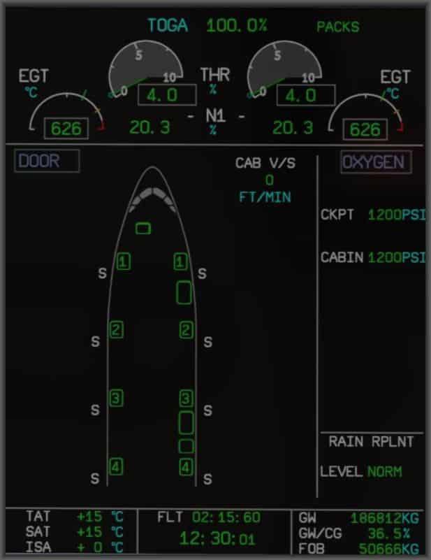 A350 XWB XP System Doors