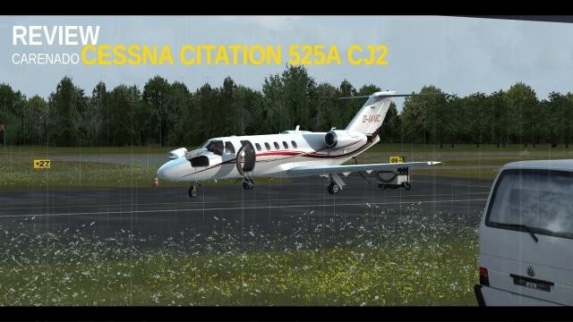 Carenado C525A CJ2