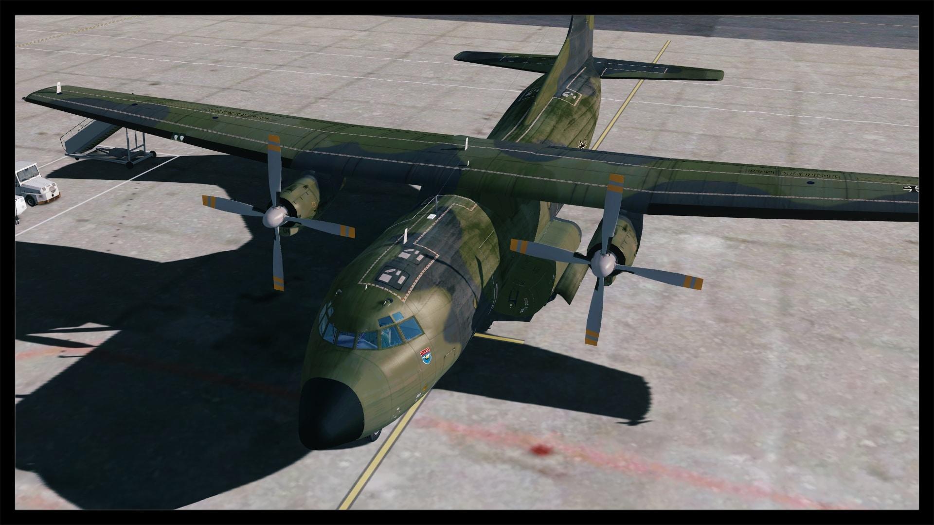 [FSX] - [FSX SE] - [P3D] - JSS Simulations C-160 Transall (Aircraft)