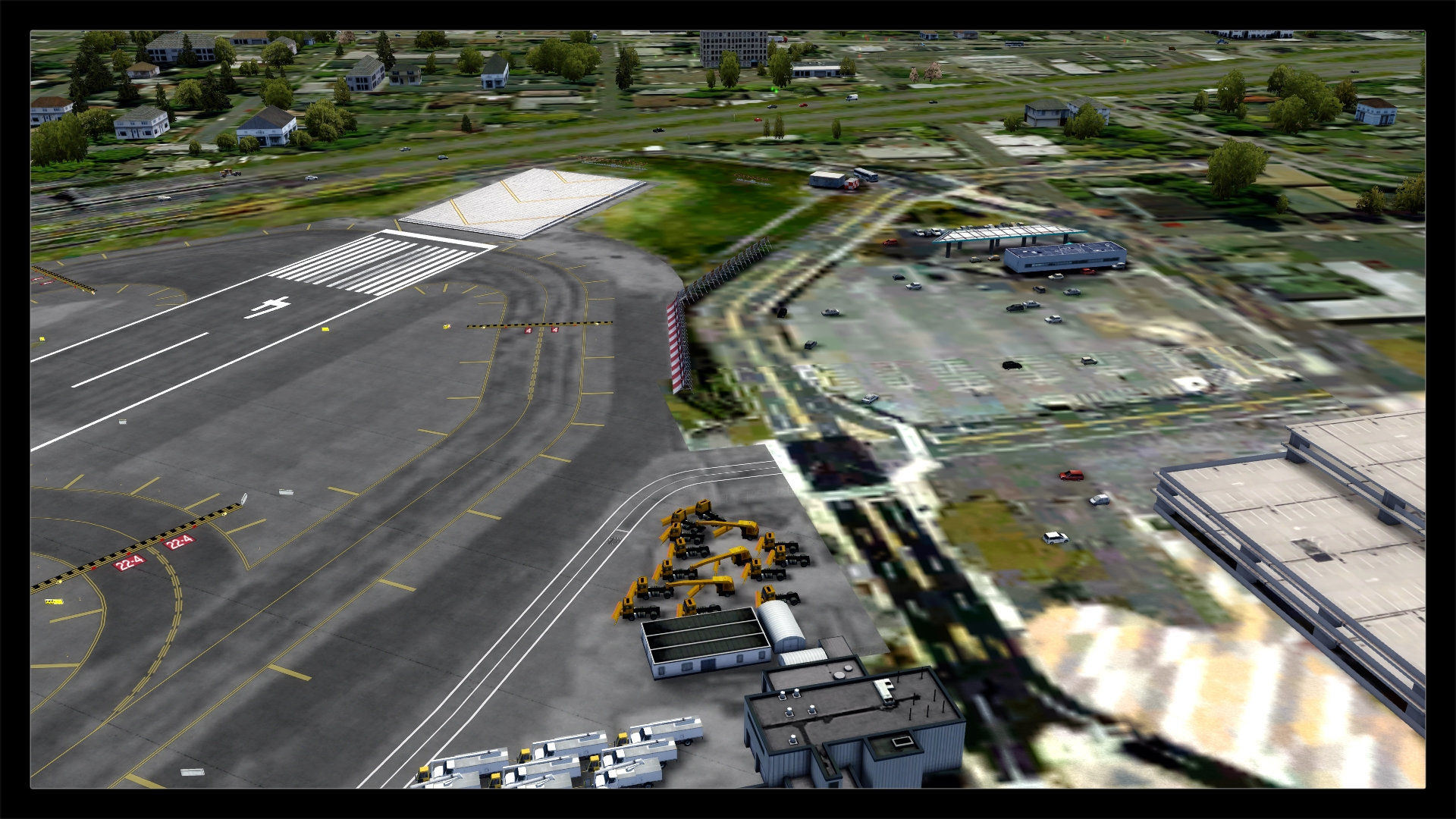 Drzewiecki Design New York Airports V