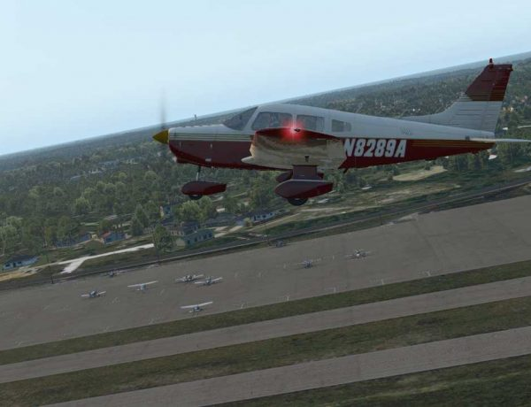 Review iBlueYonders Nantucket Island und JustFlights Warrior II für X-Plane 11