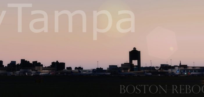 Review: FlyTampa Boston Rebooted v4 (P3D)
