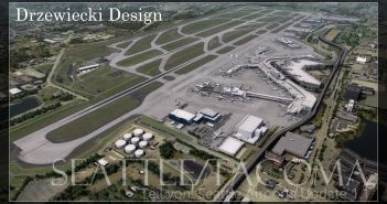 Review: Drzewiecki Design – Seattle Tacoma (Seattle Airports v1.1)
