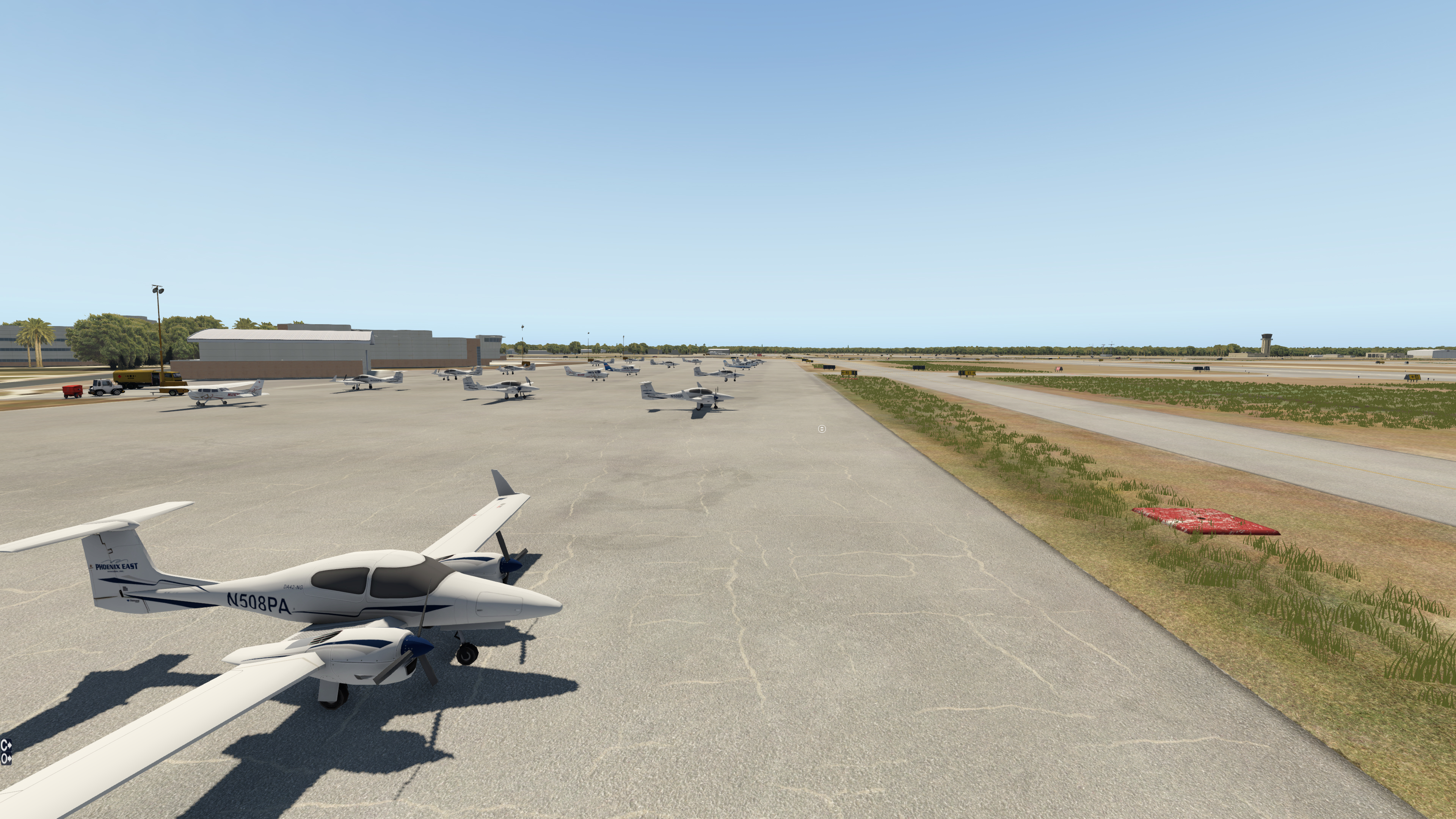 Daytona Beach Airport Flight Info