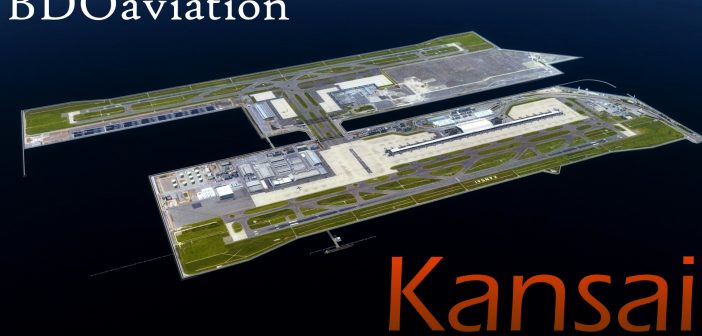 Erster Eindruck: BDOaviation Kansai International