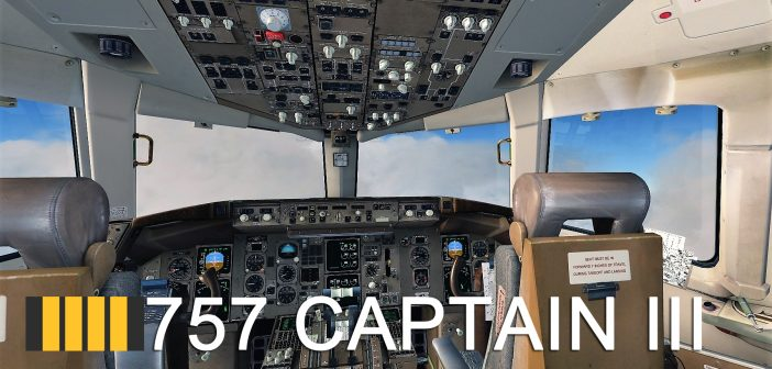 Review: CaptainSim 757 III (P3Dv4)