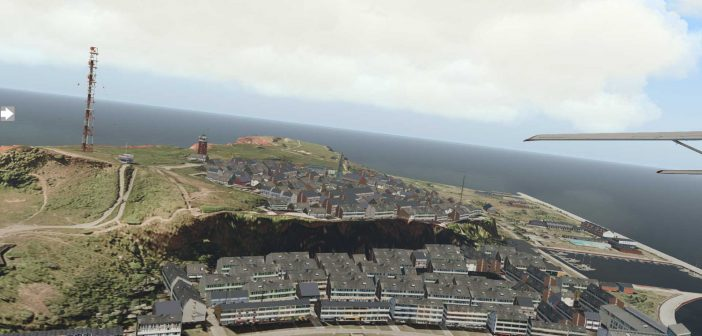 Review: Aerosofts Helgoland XP (X-Plane 11)