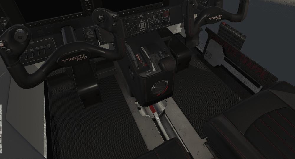 HotStart kündigt baldigen Release von TBM 900 an   FF Boeing 767-200