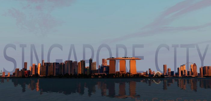 Review: Samscene Singapore Wow City (P3D/FSX)