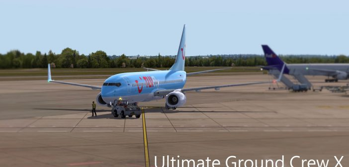 Review: FS2Crew Ultimate Ground Crew X (P3D v4)