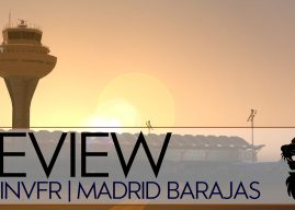 Review: LatinVFR Madrid Barajas (P3D v4)