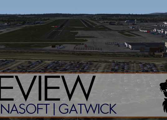 Review: Jennasoft London Gatwick (P3D v4)
