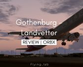 Review: Orbx Gothenburg – Landvetter | ESGG