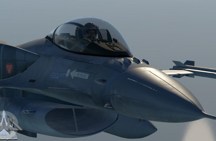 F-16C DeltaWing