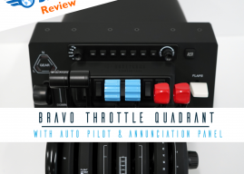 Review: Honeycomb Bravo Throttle