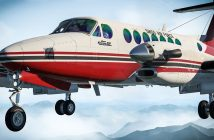 Airfoillabs King Air 350