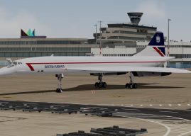 Review: DC Designs Concorde (FSX/Prepar3d)
