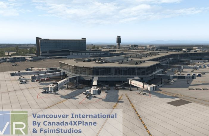 CYVR- Vancouver Intl Airport