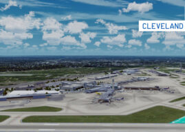 Review: PACSIM KCLE Cleveland-Hopkins (P3Dv5)